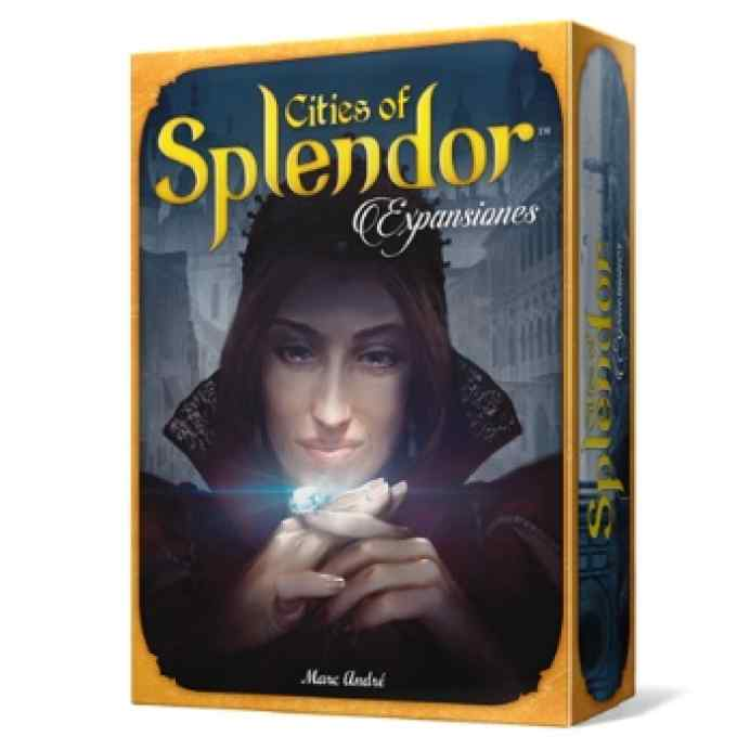 Splendor: Cities of Splendor TABLERUM