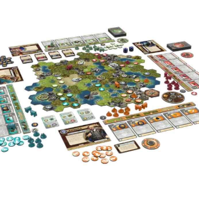 Sid Meier's Civilization: Un nuevo amanecer TABLERUM