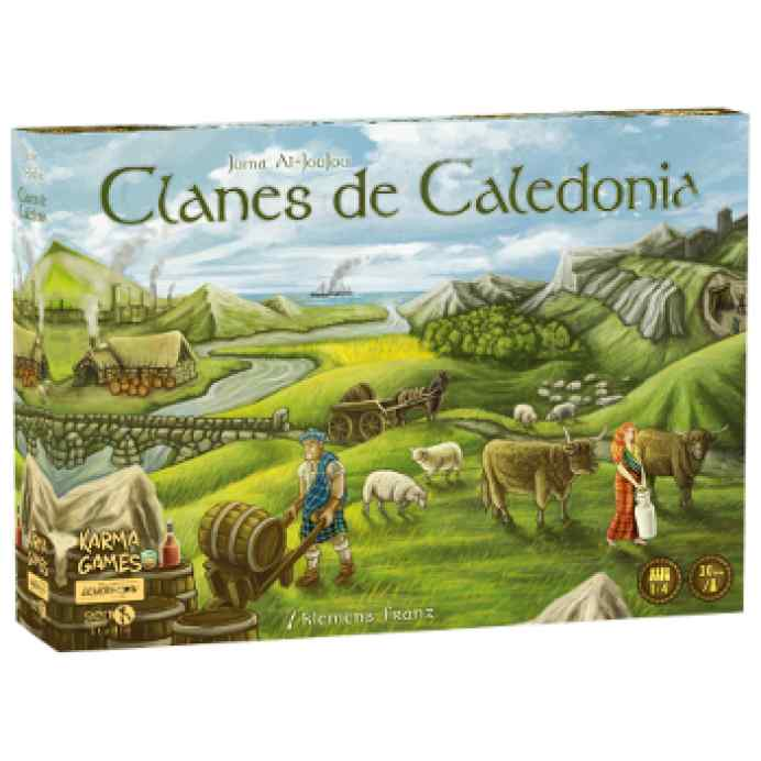 Clanes de Caledonia TABLERUM