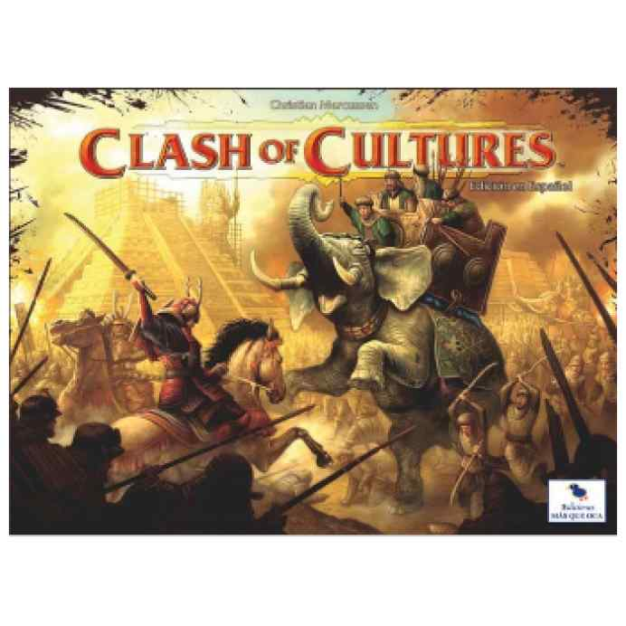 Clash of Cultures TABLERUM
