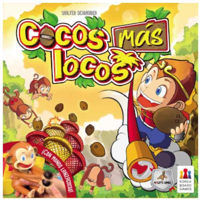 Cocos Más Locos TABLERUM