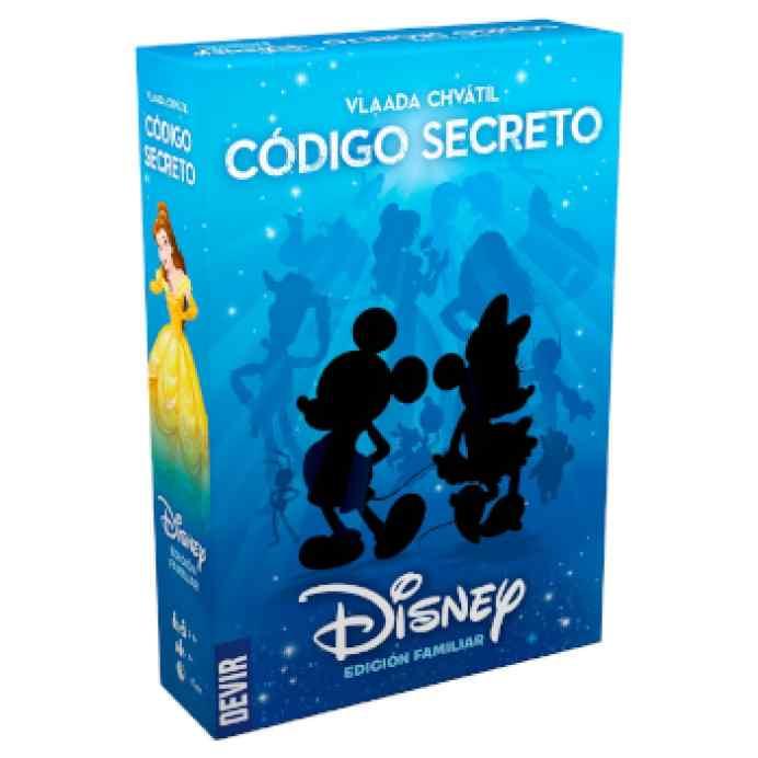 Código Secreto Disney TABLERUM