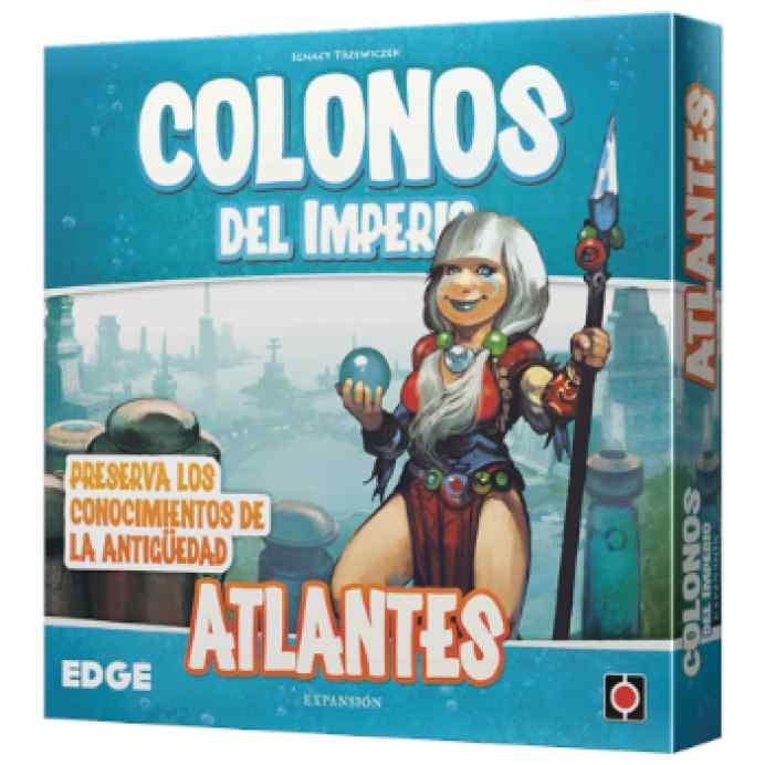 Colonos del Imperio: Aztecas TABLERUM