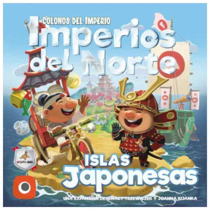 Colonos del Imperio: Imperios del Norte: Islas Japonesas TABLERUM