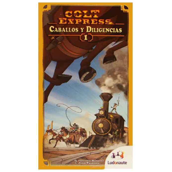 comprar Colt Express: Caballos y Diligencias