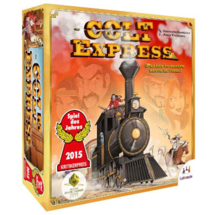 Colt Express TABLERUM