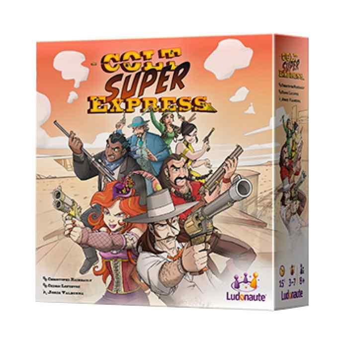 Colt Super Express TABLERUM