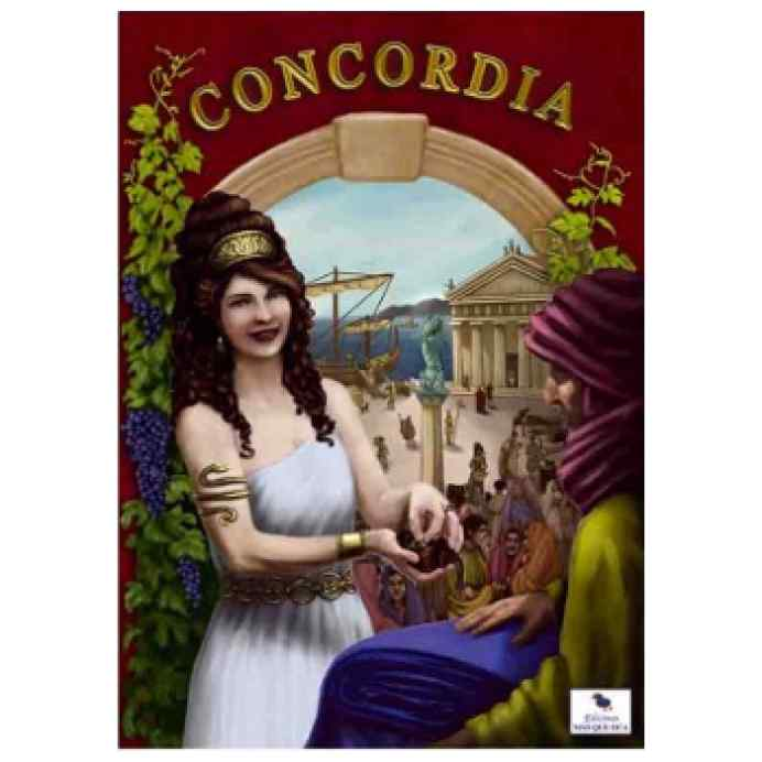 Concordia TABLERUM