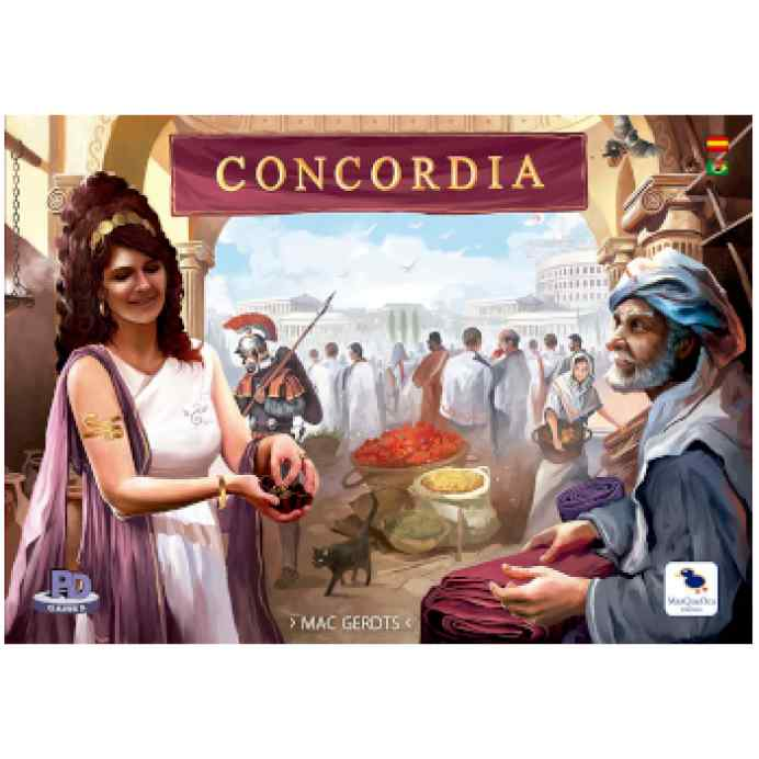 Concordia (5 Ed) TABLERUM