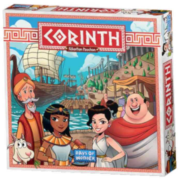 Corinth TABLERUM