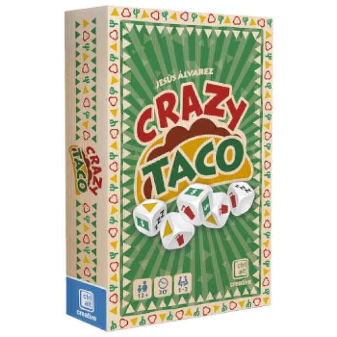 Crazy Taco TABLERUM