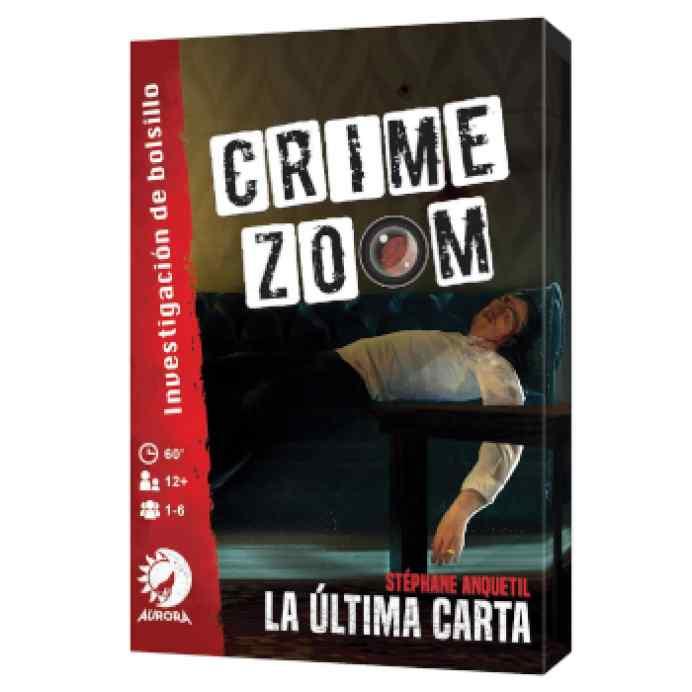 Crime Zoom 1 TABLERUM
