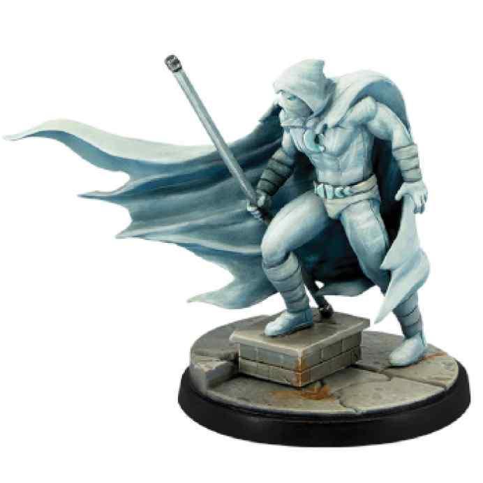 Marvel Crisis Protocol: Blade & Moon Knight EN TABLERUM