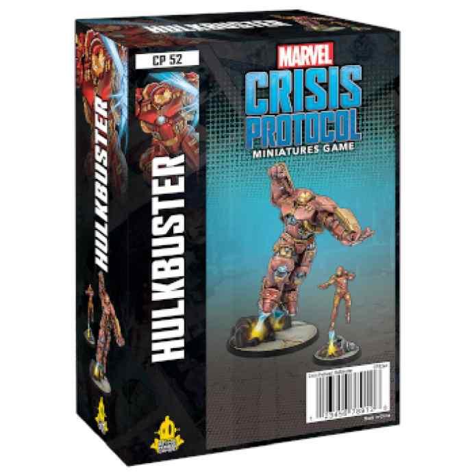 Marvel Crisis Protocol Hulkbuster EN TABLERUM