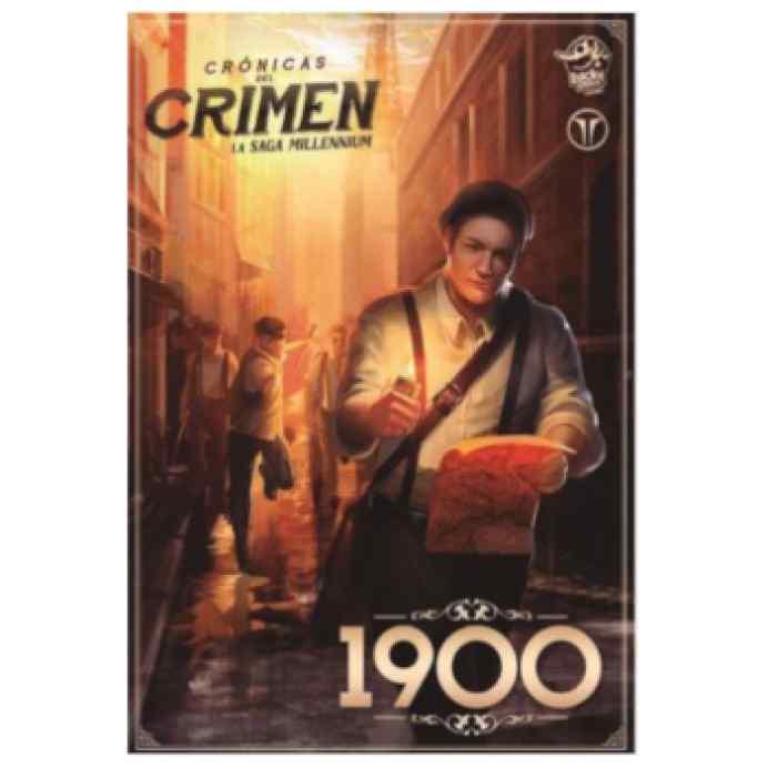 Crónicas del Crimen 1900 TABLERUM
