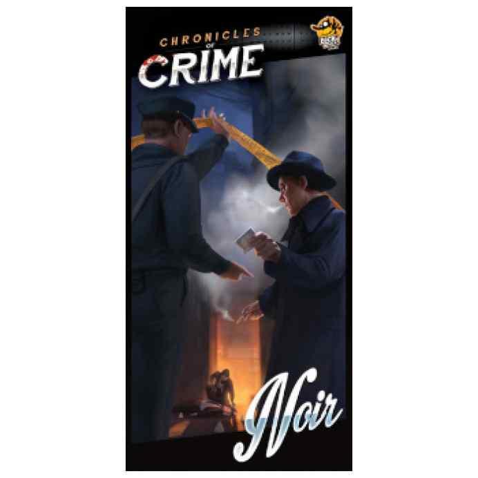 Crónicas del Crimen: Noir TABLERUM