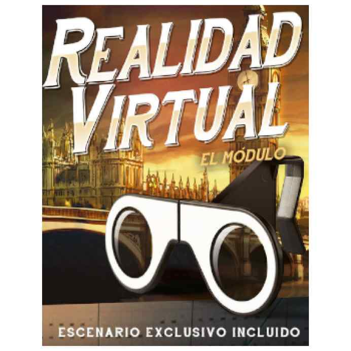 Crónicas del Crimen: Kit Virtual TABLERUM