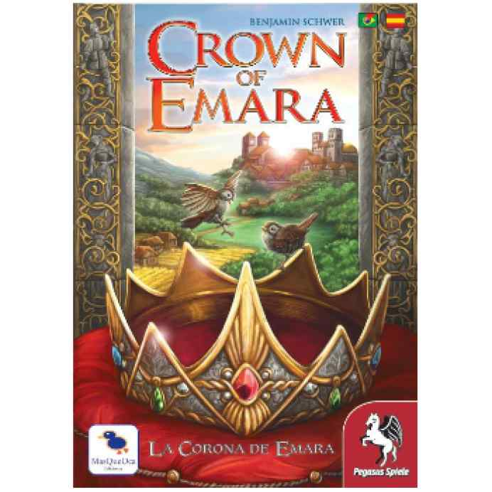 Crown of Emara TABLERUM