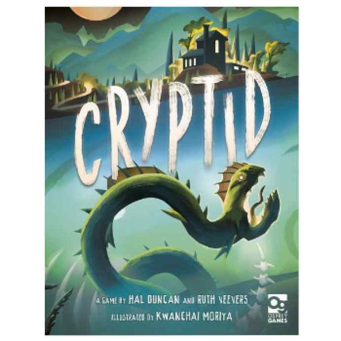 Cryptid (INGLÉS) TABLERUM