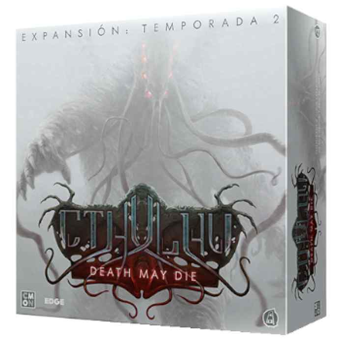 Cthulhu: Death May Die: Temporada 2 TABLERUM