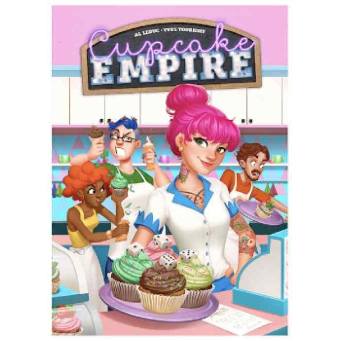 Cupcake Empire TABLERUM