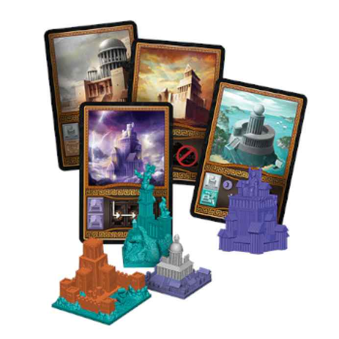 Cyclades: Monuments TABLERUM