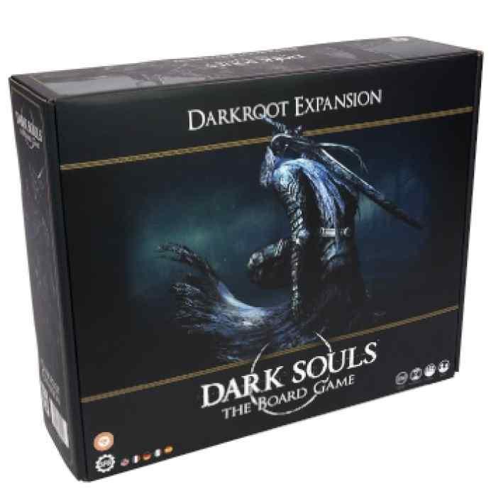 Dark Souls: El Juego de Mesa: Expansión Darkroot (Ed. Español/Multidioma) TABLERUM