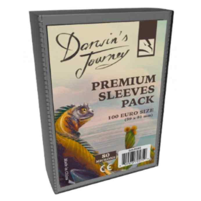 Darwin's Journey: Fundas Transparentes Premium TABLERUM
