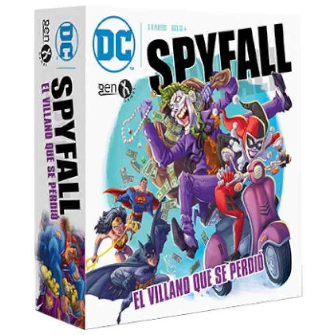 DC Spyfall TABLERUM