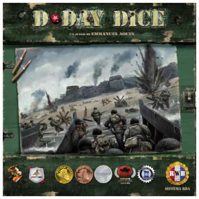 D-Day Dice TABLERUM