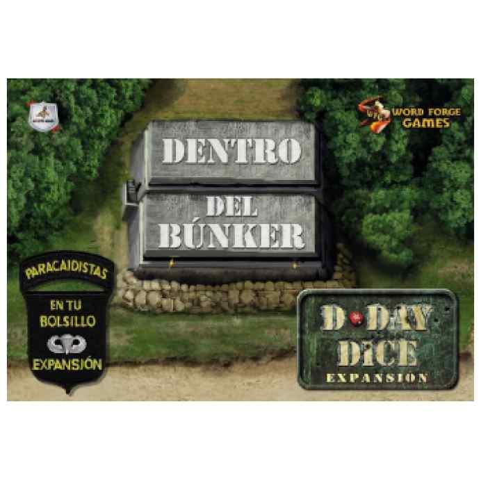 D-Day Dice: Dentro del Búnker TABLERUM