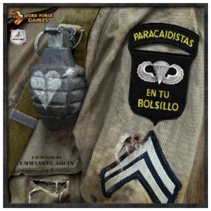 D-Day Dice: Paracaidistas en tu Bolsillo TABLERUM