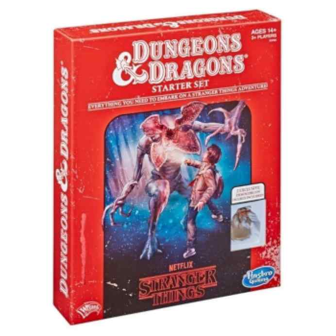 Dungeons & Dragons: Stranger Things TABLERUM