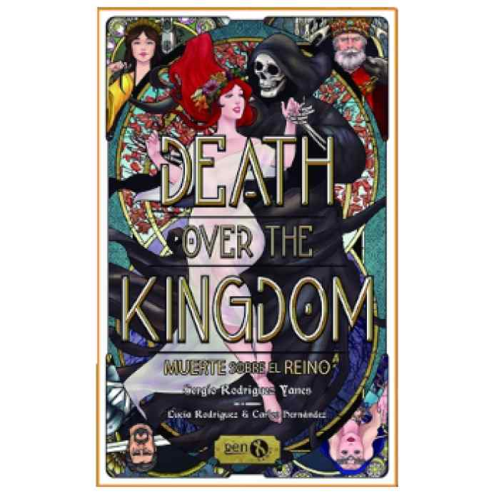 Death Over the Kingdom: Muerte sobre el Reino TABLERUM
