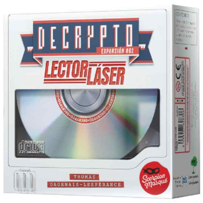 Decrypto: Lector Láser TABLERUM