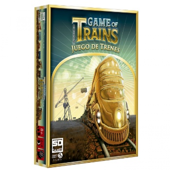 Game of Trains TABLERUM