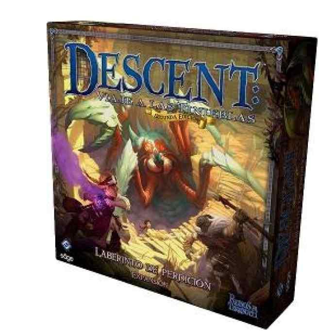 comprar Descent 2: Laberinto de perdición