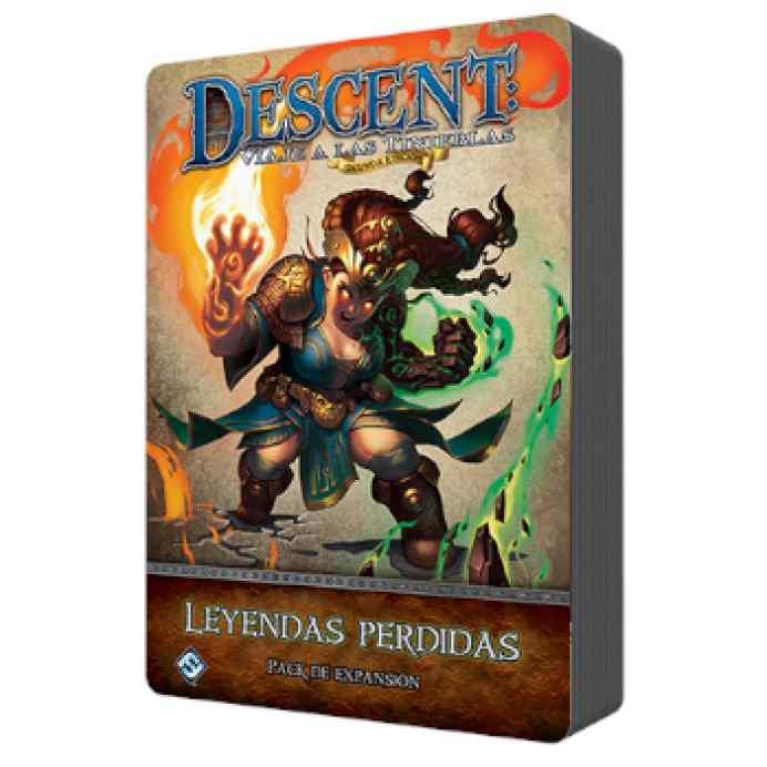 Descent 2: Leyendas Perdidas TABLERUM