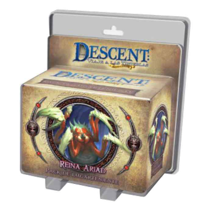 comprar Descent: Lugarteniente Reina Ariad