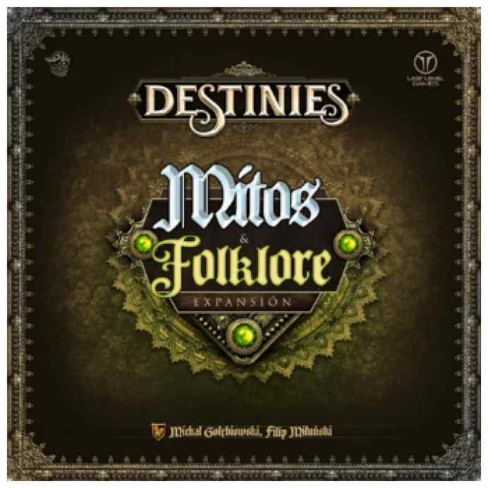 Destinies: Mitos y Folklore TABLERUM