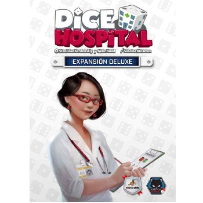 Dice Hospital: Expansión DeLuxe TABLERUM