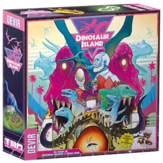Dinosaur Island TABLERUM