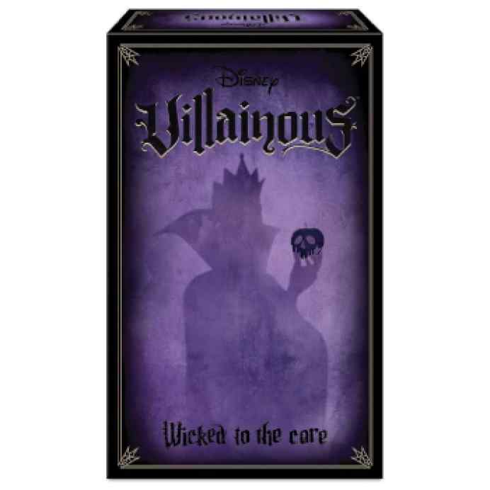 Disney Villanos: Wicked to the Core TABLERUM