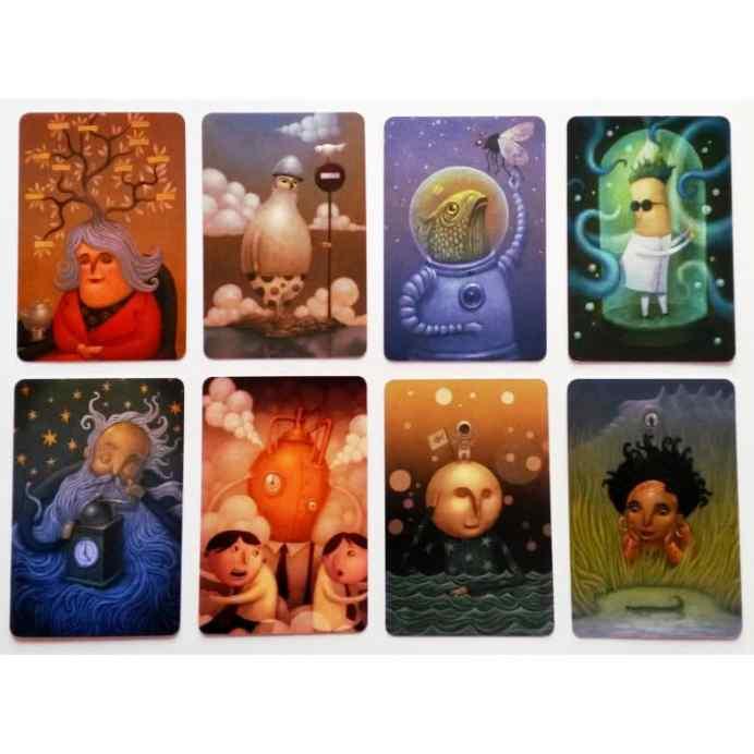 Nuevas cartas dixit daydreams