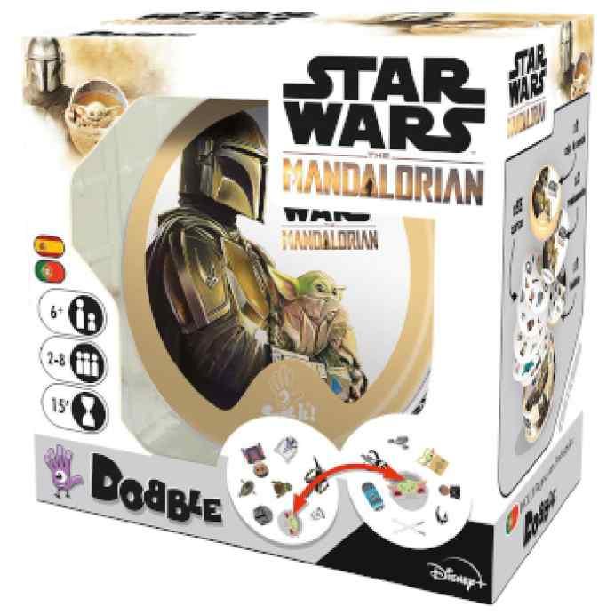 Dobble Star Wars Mandalorian TABLERUM