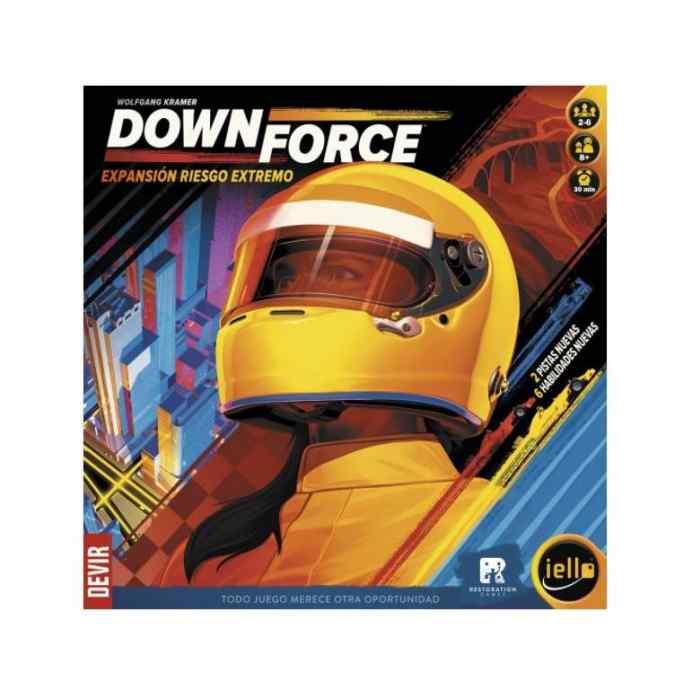downforce juego riesgo extremo