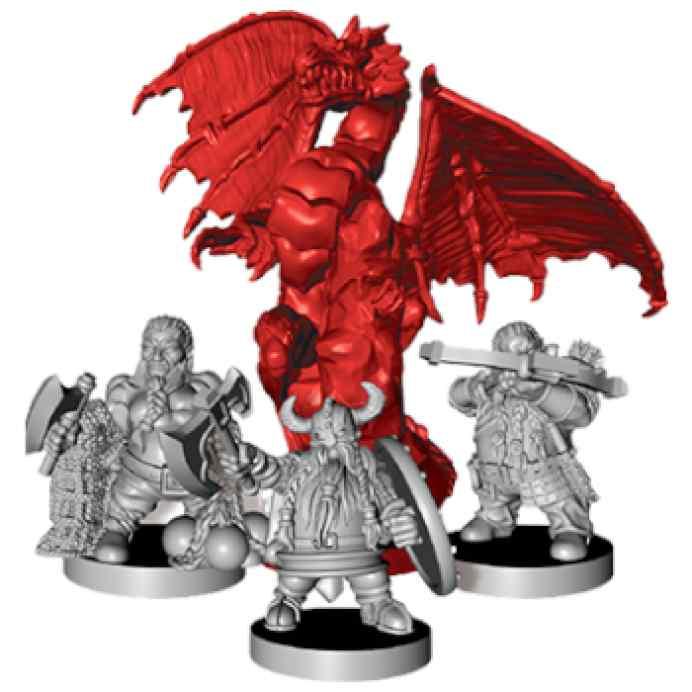 Drako 1 Enanos y Dragón (Ed. 2021) TABLERUM