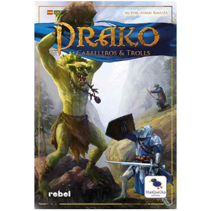 Drako 2 Caballeros y Trolls (Ed. 2021) TABLERUM