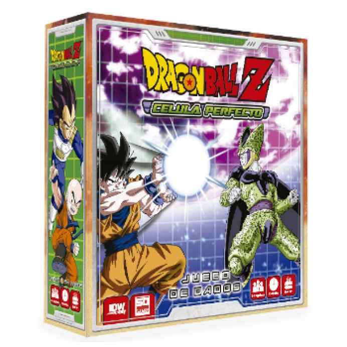 Dragon Ball Célula Perfecto TABLERUM