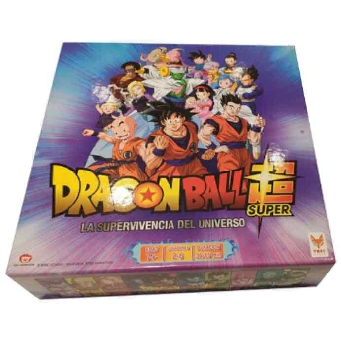 Dragon Ball Super La Supervivencia Del Universo TABLERUM